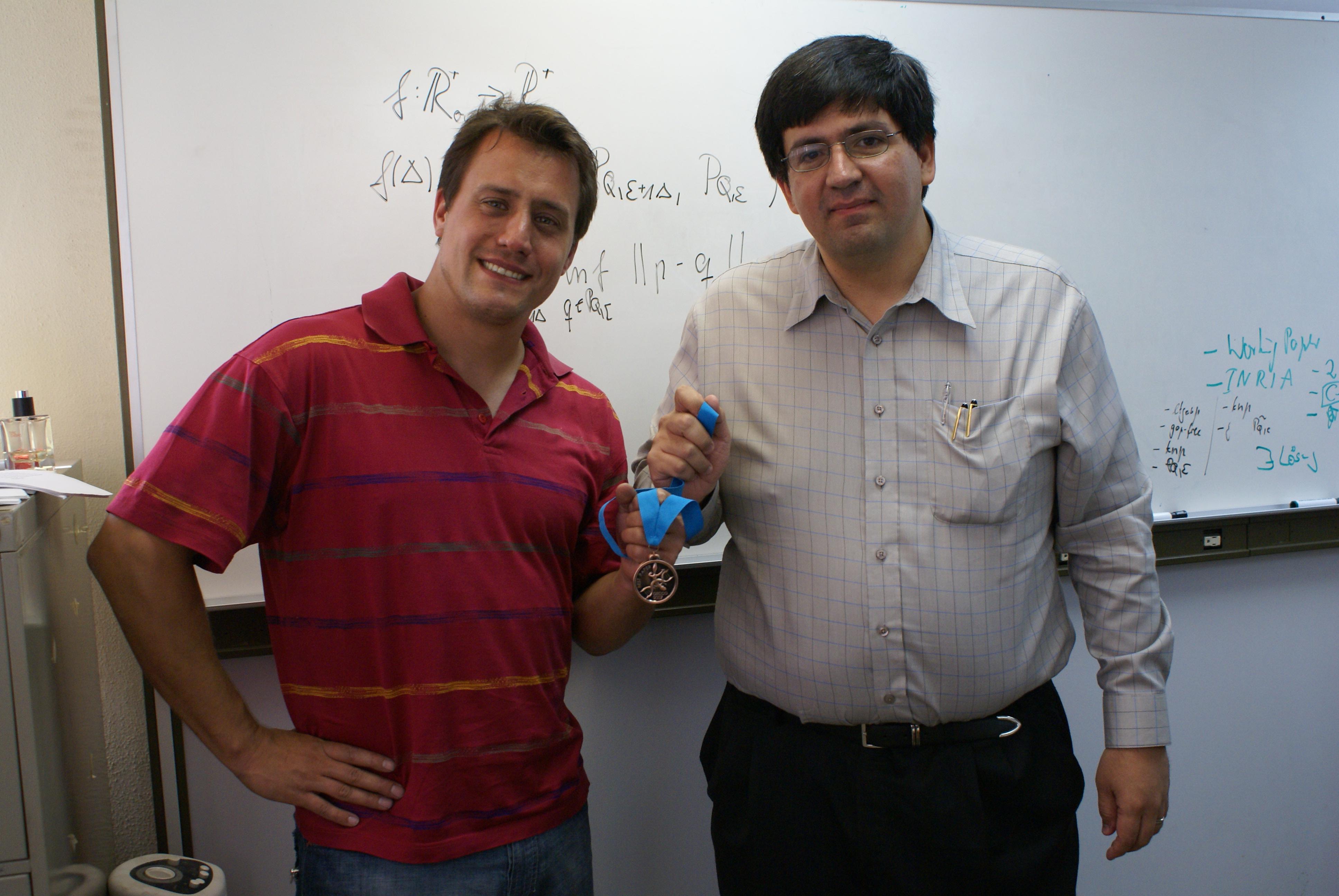 Phd thesis award
